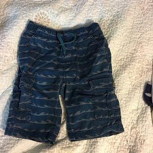 Boys Route 66 shorts